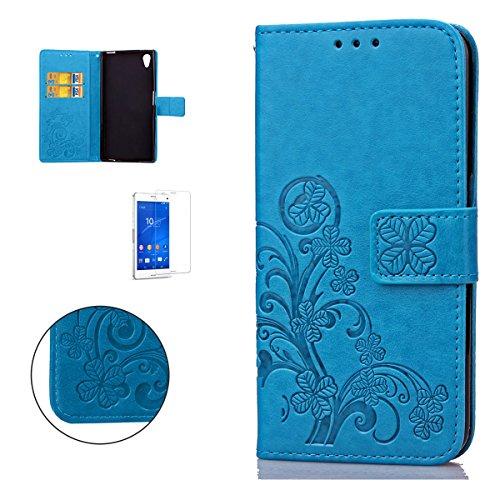 casehome-sony-xperia-z3-wallet-fundaen-relieve-carcasa-pu-leather-cuero-suave-impresion-cover-con-fl