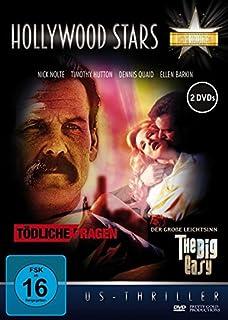 Hollywood Stars Thriller Collection (The Big Easy+Tödliche Fragen) [2 DVDs]