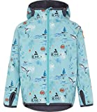 Racoon Jungen Jacke Evald Softshell (Wassersäule 5000), Mehrfarbig (Aquarelle AQU), 104