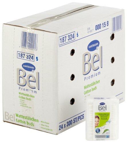 29 Zubehör-regal (Bel 187324 Premium Wattestäbchen mit Aloe Vera und Provitamin B5 24 Boxen à 300 Stück)