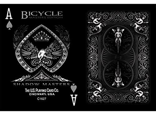 Carte da Poker Bicycle - Shadow Master