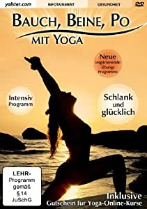 Bauch, Beine, Po - mit Yoga