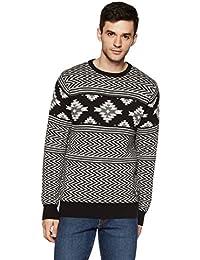 DC Men's Cotton Sweater