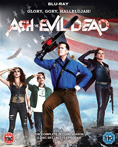 Preisvergleich Produktbild Ash vs. Evil Dead - Season 2 (Blu-ray) [UK Import]