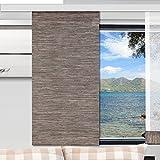 Die besten Homes Vorhänge - SeGaTeX home fashion Caravan-Flächenvorhang Marian 20cm Breit | Bewertungen