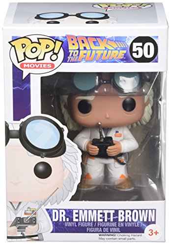 POP Back to the Future Doc Vinyl Future