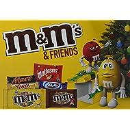 M&M's & Friends Medium Selection Box, 144 g, Pack of 8