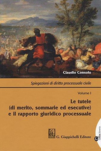 Spiegazioni di diritto processuale civile. Con Contenuto digitale per download e accesso on line: 1
