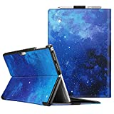 FINTIE Coque pour Microsoft Surface Pro 6/5 / 4 - [Multiple Angle Viewing] Folio...