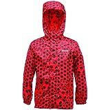 Regatta - Cazadora para niño, niño, color rojo - rojo, tamaño 9-10