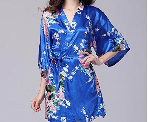 Chemise de nuit Short Nightdress Women's Sleepwear Soft And Comfortable multicolore 02