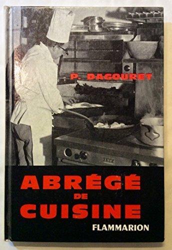 Abrégé de cuisine. petite encyclopédie du restaurateur.