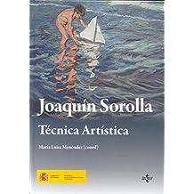 Joaquín Sorolla. Técnica artística