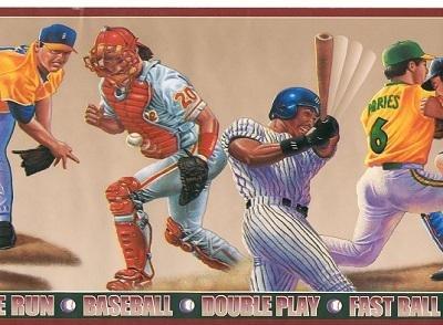 Grenzen-Baseball-86581-Bordüre