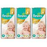 Pampers Premium Care Maxi 4 Gr. 7-14 Kg Sparpack 156 Windeln in 3 Packungen