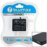 3.7 V 850 mAh Blumax Batterie Li-Ion pour Panasonic DMW-BCE10/CGA-S008A/CGA-S008A/1B/CGA-S008E/CGA-S008E/1B
