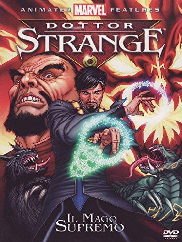 Dottor Strange - Il mago supremo(+gadget)