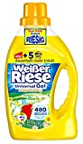 Weißer Riese Universal Gel Sommerfrische, 4er Pack (4 x 20 Waschladungen)