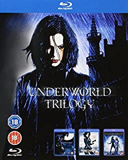 Underworld 1-3 Box Set [Blu-ray] (B001V7P31M) | Amazon price tracker / tracking, Amazon price history charts, Amazon price watches, Amazon price drop alerts