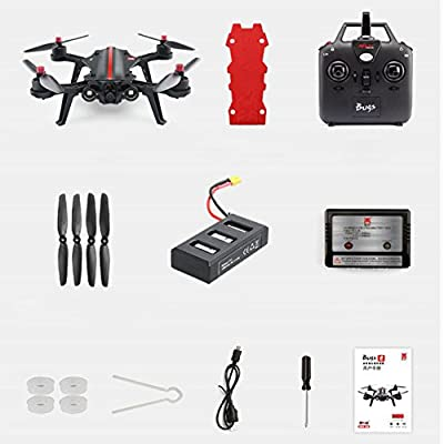 MJX B6FD RC Racing Quadcopter Aircraft Drone with 5.8G Camera LCD Monitor