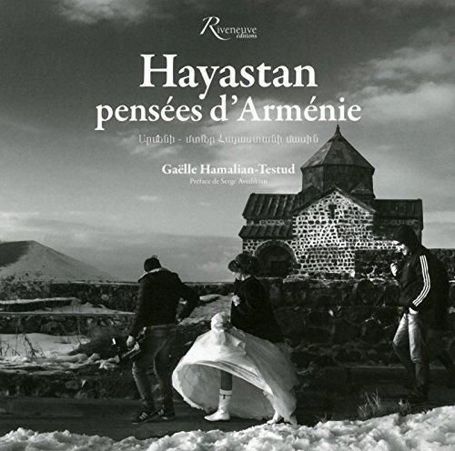 Hayastan - pensées d'Arménie : Edition bilingue français-arménien par Gaëlle Hamalian-Testud