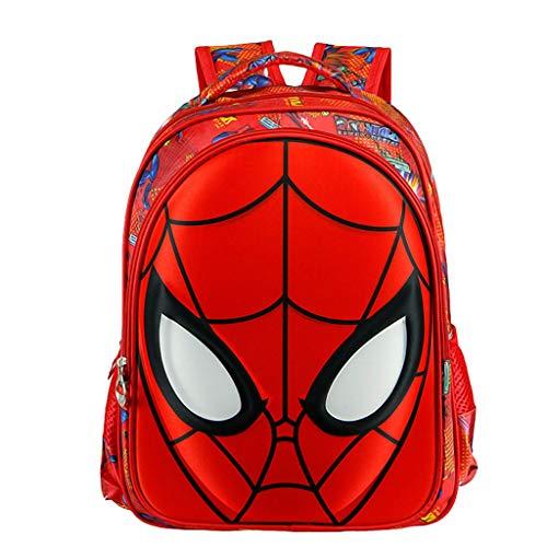 XXW Spider-Man 3D Cartoon Film Sac Garçons D'école...