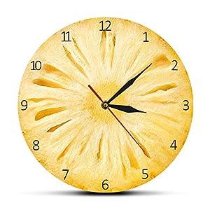 Leeypltm Piña de Frutas Reloj