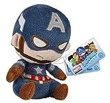 Funko - Mopeez Captain America Figura de Vinilo (5588)