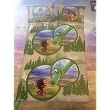 "'de cama infantil Disney Pixar ""Arlo & Spot Funda De 100x 135cm Cojín 40x 60cm 100% algodón"