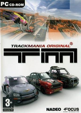 Trackmania original - collection arcadre