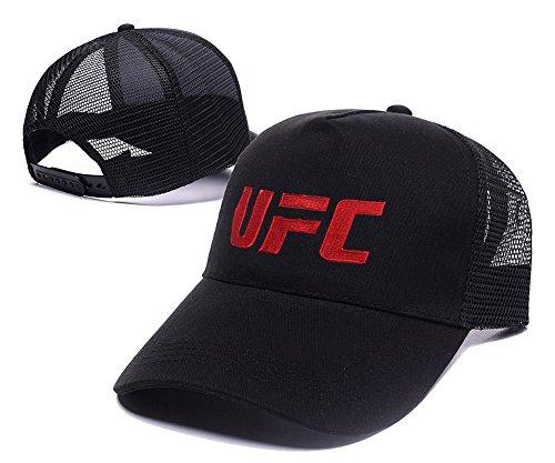 yugy Ultimate Fighting Championship UFC Stickerei Mesh Hat Baseballcap