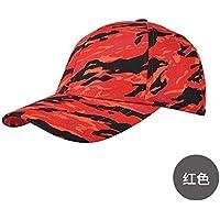 LLZTYM Camouflage Berretto da Baseball Donna Copricapo Regalo Cappello  Alpinismo d492c1d221f5