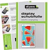 dipos I 2X Schutzfolie matt passend für Lenovo Tab 4 8 Plus Folie Displayschutzfolie