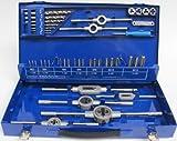44er Gewindeschneid-Set M3-12 DIN 352 HSS-Gewindebohrer Bohrer Satz Bohren