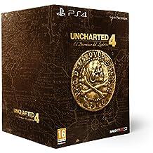 Uncharted 4: El Desenlace Del Ladrón - Edición Libertalia