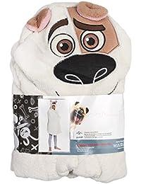 Boys Kids Official The Secret Life Of Pets Grey Long Sleeve Pyjamas PJs