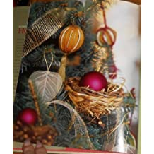 Holidays: Recipes, Gifts and Decorations: Thanksgiving and Christmas by Martha Stewart Living (2000-08-02)