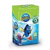 Huggies Little Swimmers Taille 3-4 (7-15 kg), Couche-Culotte de Bain pour Bébé x24...