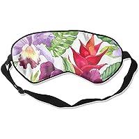 Comfortable Sleep Eyes Masks Tropical Printed Sleeping Mask For Travelling, Night Noon Nap, Mediation Or Yoga preisvergleich bei billige-tabletten.eu