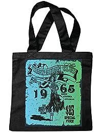 """Bolsillo Bolso Bolsa """"Hawaiana MUSIC CLUB BAR collar de Hawai 1965 DÓLAR DE NEW YORK América California EE.UU. RUTA 66 CAMISA motorista de la motocicleta de NEW YORK NY LIBERTAD DE LOS ESTADOS UNIDOS"""