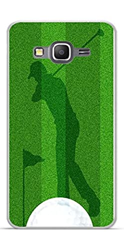 Coque TPU gel souple Samsung Galaxy Grand Prime-G530 - SM-G531F design golf