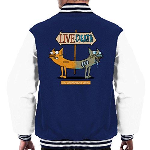 at Mix Men's Varsity Jacket ()