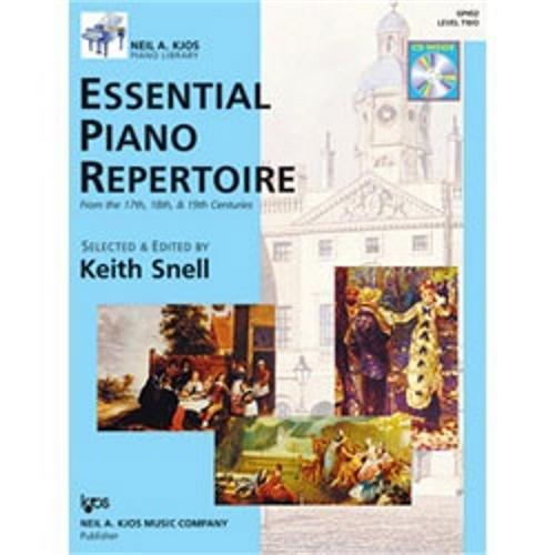 Essential Piano Repertoire - Level 2 por Various