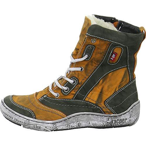 Kacper Winter-Stiefel Größe 39 EU Gelb (Gelb)