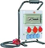 Stromverteiler 2m H07RN-F5G4.0FI30mA /1x32A,2x16A CEE400V /4x230V