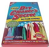 Dry Cleaner's Secret Dryer Cloths (Cleans & Deodorises Fine Fabrics)