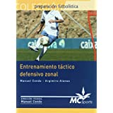 Entrenamiento táctico defensivo zonal (Preparacion Futbolistica)