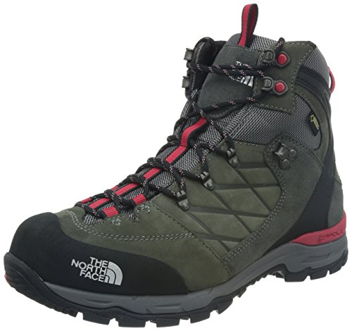 the-north-face-verbera-hiker-ii-gore-tex-chaussures-bebe-marche-homme-gris-graphite-grey-tnf-red-0t5