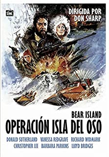 Bear Island - Operación Isla del Oso (DVD) - Don Sharp.
