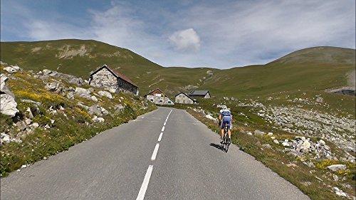 Real Life Video - Col du Galibier (für Tacx, Daum, Kettler, CycleOps und Cyclus 2) - 3